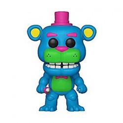 Figurine Pop Games FNAF Black Light Freddy Edition Limitée Funko Boutique Geneve Suisse