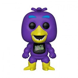 Figurine Pop Games FNAF Black Light Chica Edition Limitée Funko Boutique Geneve Suisse