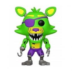 Figuren Pop Games FNAF BlackLight Foxy (Selten) Funko Genf Shop Schweiz