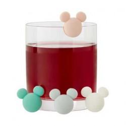 Figurine Disney Classic Mickey Summer Mickey Pastel Glass Marker Set Funko Boutique Geneve Suisse