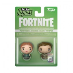 Figurine Funko Pint Size Fortnite Pathfinder et Highrise AT 2-Pack Funko Boutique Geneve Suisse