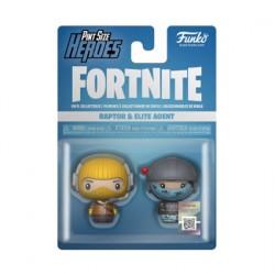 Figurine Funko Pint Size Fortnite Raptor et Elite Agent 2-Pack Funko Boutique Geneve Suisse
