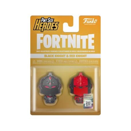 Figur Funko Pint Size Fortnite Black Knight and Red Knight 2-Pack Funko Geneva Store Switzerland