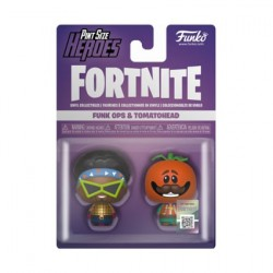 Funko Pint Size Fortnite Funkops and Tomatohead 2-Pack