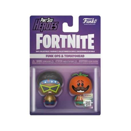 Figur Funko Pint Size Fortnite Funkops and Tomatohead 2-Pack Funko Geneva Store Switzerland