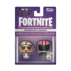 Figurine Funko Pint Size Fortnite Moonwalker et Burnout 2-Pack Funko Boutique Geneve Suisse