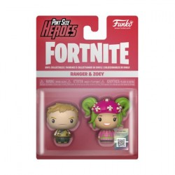 Figurine Funko Pint Size Fortnite Ranger et Zoey 2-Pack Funko Boutique Geneve Suisse