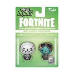 Figurine Funko Pint Size Fortnite Skull Trooper et Ghoul Trooper 2-Pack Funko Boutique Geneve Suisse