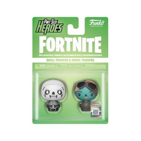 Figuren Funko Pint Size Fortnite Skull Trooper Und Ghoul Trooper 2