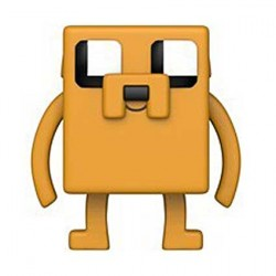 Figurine Pop Cartoons Adventure Time Minecraft Jake Funko Boutique Geneve Suisse