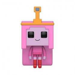 Figurine Pop Cartoons Adventure Time Minecraft Princess Bubblegum Funko Boutique Geneve Suisse