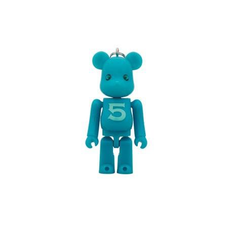 Figur Bearbrick Birthday : Mai MedicomToy Little Toys Geneva