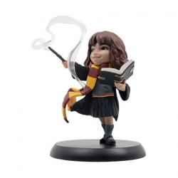 Figur Harry Potter Hermione First Spell Q-Fig Quantum Mechanix Geneva Store Switzerland