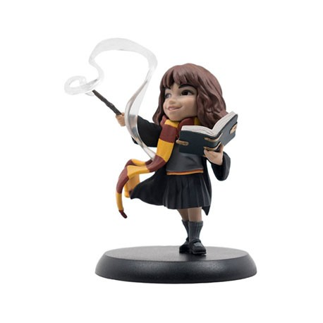 Figurine Harry Potter Hermione First Spell Q-Fig Quantum Mechanix Boutique Geneve Suisse