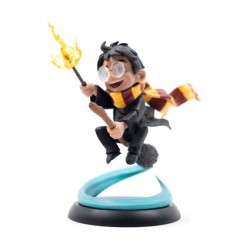Figurine Harry Potter First Spell Q-Fig Quantum Mechanix Boutique Geneve Suisse