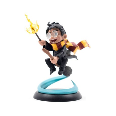 Figur Harry Potter First Spell Q-Fig Quantum Mechanix Geneva Store Switzerland