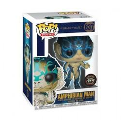 Figuren Pop Movies Shape of Water Amphibian Man Phosphoreszierende Limitierte Chase Auflage Funko Genf Shop Schweiz