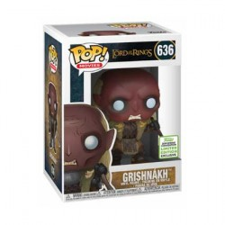 Figur Pop ECCC 2019 Lord of the Rings Grishnakh Limited Edition Funko Geneva Store Switzerland