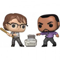 Figuren Pop ECCC 2019 Office Space Samir and Michael 2-Pack Limitierte Auflage Funko Genf Shop Schweiz