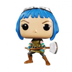Figurine Pop ECCC 2019 Scott Pilgrim vs The World Ramona Flowers with Mallet Edition Limitée Funko Boutique Geneve Suisse