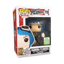 Figur Pop ECCC 2019 Scott Pilgrim vs The World Ramona Flowers with Mallet Limited Edition Funko Geneva Store Switzerland