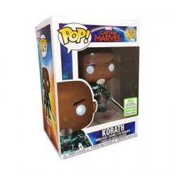 Figurine Pop ECCC 2019 Captain Marvel Korath in Starforce Suit Edition Limitée Funko Boutique Geneve Suisse