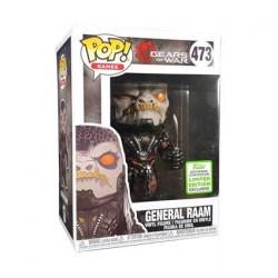 Figurine Pop ECCC 2019 Gears of War General RAAM Edition Limitée Funko Boutique Geneve Suisse