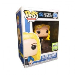 Figur Pop ECCC 2019 Green Arrow Black Canary Limited Edition Funko Geneva Store Switzerland