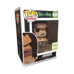 Figuren Pop ECCC 2019 Rick und Morty Shirtless Jaguar Limitierte Auflage Funko Genf Shop Schweiz