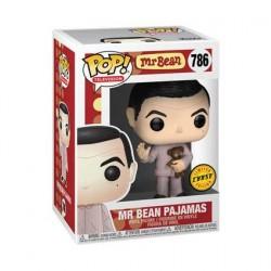 Figuren Pop Mr Bean in Pajamas Limitierte Chase Auflage Funko Genf Shop Schweiz
