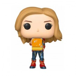 Figuren Pop Captain Marvel with Lunch Box Funko Genf Shop Schweiz