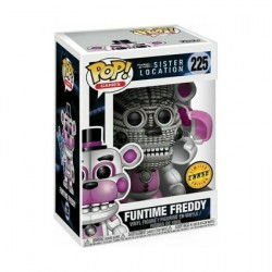 Figurine Pop Games FNAF Sister Location Funtime Freddy Chase Edition Limitée Funko Boutique Geneve Suisse
