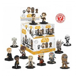 Funko Mystery Minis Star Wars Han Solo Movie