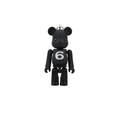 Figur Bearbrick Birthday June by Medicom x Swarovski MedicomToy Geneva Store Switzerland