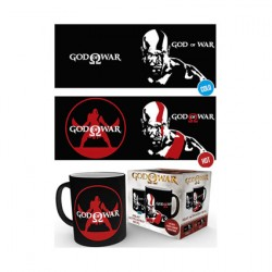Figurine Tasse Thermosensible God of War Krtaos (1 pcs) Paladone Boutique Geneve Suisse
