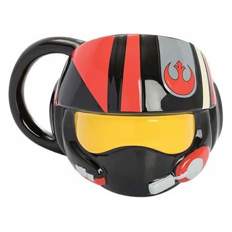 Figur Star Wars Episode VIII 3D Resistance Helmet Mug Joy Toy Geneva Store Switzerland