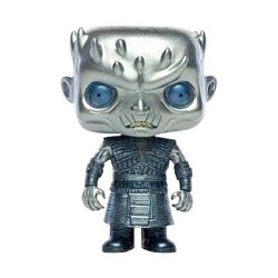 Figuren Pop Game of Thrones Night King Metallic Limitierte Auflage Funko Genf Shop Schweiz