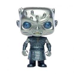 Figurine Pop Game of Thrones Night King Metallic Edition Limitée Funko Boutique Geneve Suisse