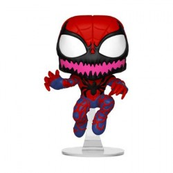 Figur Pop Marvel Spider-Man Spider-Carnage Limited Edition Funko Geneva Store Switzerland