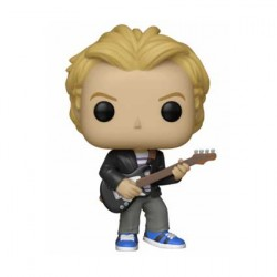 Figurine Pop Rocks The Police Sting Funko Boutique Geneve Suisse