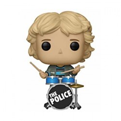 Figurine Pop Rocks The Police Stewart Copeland Funko Boutique Geneve Suisse