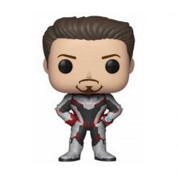 Figurine Pop Marvel Avengers Endgame Tony Stark Funko Boutique Geneve Suisse
