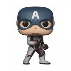 Figurine Pop Marvel Avengers Endgame Captain America Funko Boutique Geneve Suisse