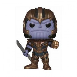 Figurine Pop Marvel Avengers Endgame Thanos Funko Boutique Geneve Suisse