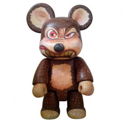 Figur Qee Bear by Yvan Parmentier (45 cm) Toy2R Geneva Store Switzerland