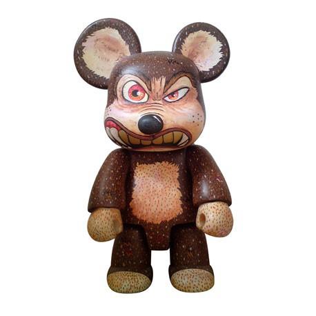 Figur Qee Bear by Yvan Parmentier (45 cm) Unique Items Geneva