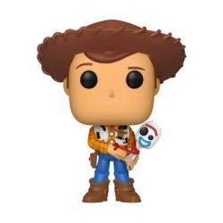 Figuren Pop Toy Story 4 Sheriff Woody holding Forky Limitierte Auflage Funko Genf Shop Schweiz