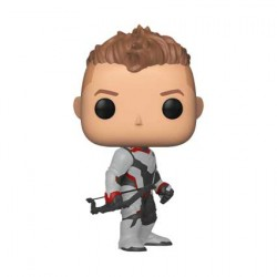 Figuren Pop Marvel Avengers Endgame Hawkeye in Team Suit Limitierte Auflage Funko Genf Shop Schweiz