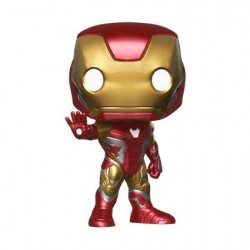 Figurine Pop Marvel Avengers Endgame Iron Man Edition Limitée Funko Boutique Geneve Suisse
