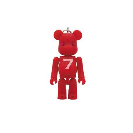 Figur Bearbrick Birthday : Juillet MedicomToy Geneva Store Switzerland